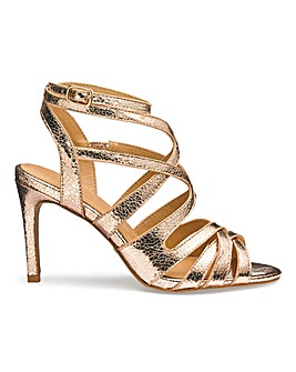 Kristen Cage Sandal Wide Fit