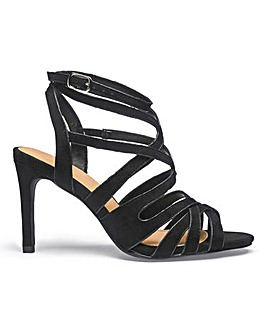 8e9bfd02fedb Kristen Cage Sandal Extra Wide Fit