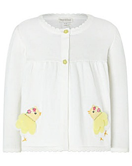 Monsoon S.E.W. Baby Organic Chick Cardi