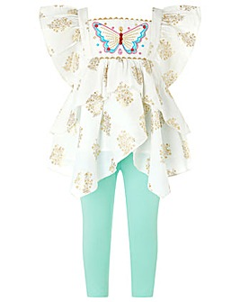 Monsoon S.E.W. Baby Tansy Butterfly Set