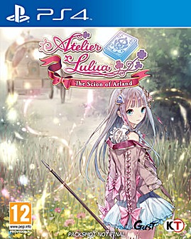 Atelier Lulua The Scion of Arland PS4