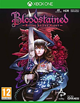 Bloodstained Ritual of the Night XB One
