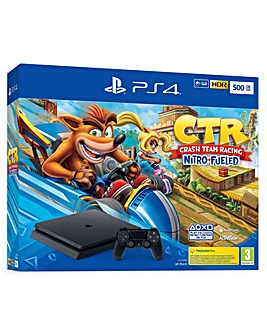 Crash Team Racing  500GB PS4 Console