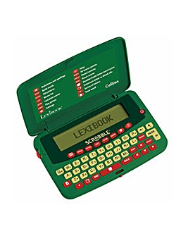 Lexibook Electronic Scrabble Dictionary