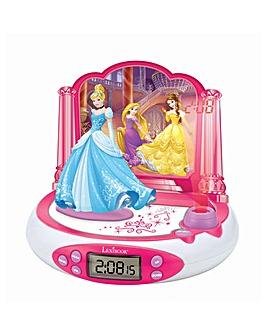 Lexibook Princess Radio Projector Clock