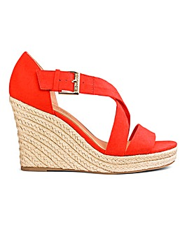 Head Over Heels by Dune Kissimo Sandals Standard Fit