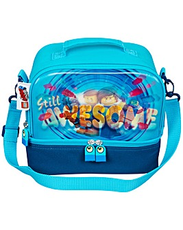 Lego Movie 2 Lunchbag -Blue