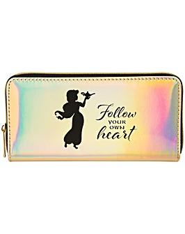 Disney Aladdin Zip Wallet - Jasmine