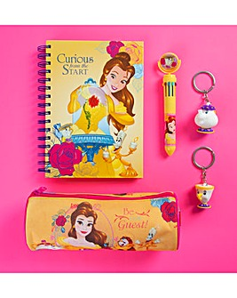 Disney Beauty And The Beast Stationery