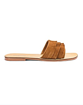 Sophia Leather Sandals Extra Wide EEE Fit