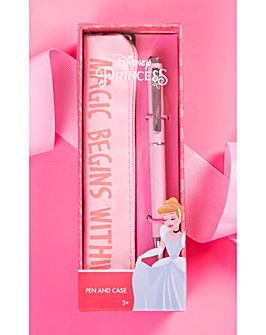 Princess Pen And Pencil Gift Set