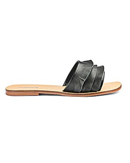 Sophia Leather Sandals Extra Wide Fit