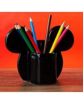 Disney Mickey Mouse Ceramic Pen Pot