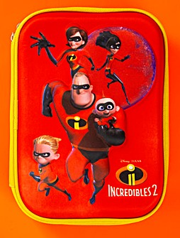 Incredibles 3D EVA Pencil Case