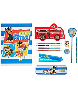 Paw Patrol Novelty Bumper Stationery
