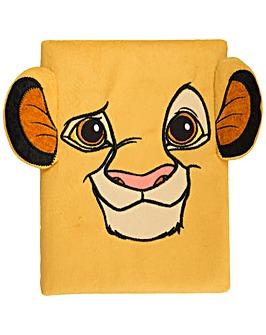 Disney Lion King PLush Notebook