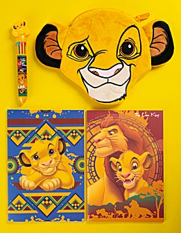 Disney Lion King Stationery Bundle