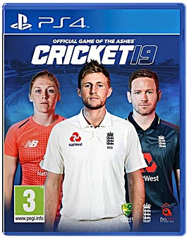 Cricket 19 The Official Game of the 2019
