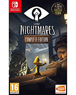 Little Nightmares Complete Edn Switch