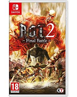 A.O.T.2 Final Battle Switch