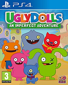 Ugly Dolls An Imperfect Adventure PS4