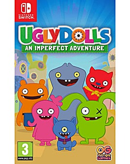 Ugly Dolls An Imperfect Adventure Switch