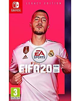 FIFA 20 Legacy Edition Switch