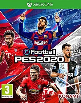 E Football PES 2020 Xbox One