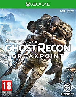 Tom Clancys Ghost Recon Breakpoint XB1