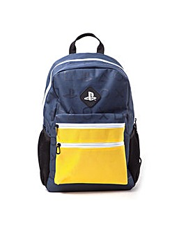 Sony Playstation Colour Block Backpack
