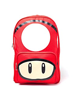 Super Mario Bros Red Mushroom Bag