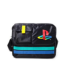 Playstation Retro Messenger Bag