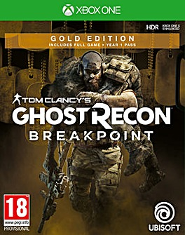 Tom Clancys Ghost Recon Breakpoint Gold