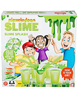 Nickelodeon Slime Splash