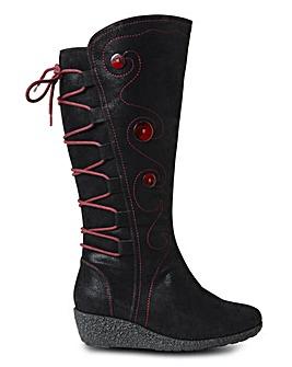 Joe Browns Boots Standard Calf EEE Fit