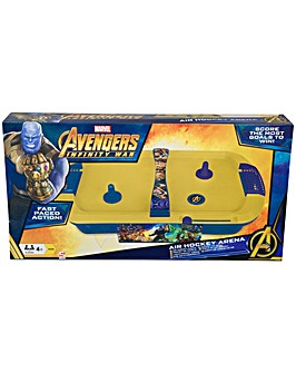 Avengers Small Air Hockey Game