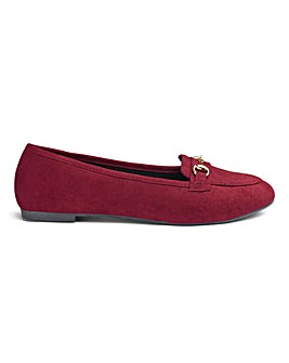 Gianna Loafers Wide E Fit