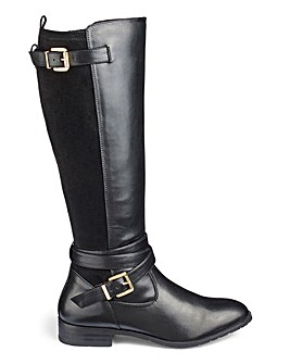 Celeste Boots Wide Fit Super Curvy Calf