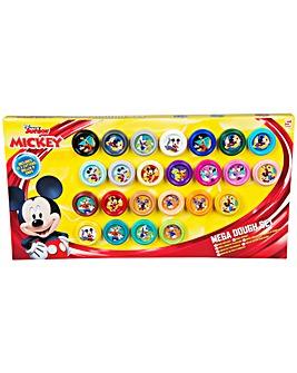 Mickey 24pc Mega Dough Set