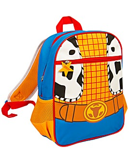 Toy Story Woody Backpack With Pockets