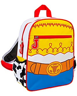 Toy Story Jessie Backpack With Pockets