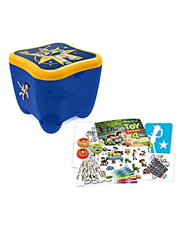 Toy Story 4 Activity 3in1 Storage Box