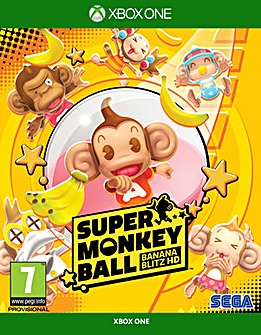 Super Monkey Ball Banana Blitz HD XB1