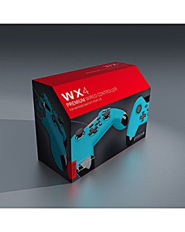 Gioteck WX4 Wired Blue Controller Switch