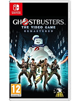 Ghostbusters Remastered Switch