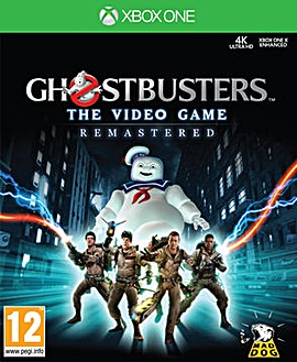 Ghostbusters Remastered Xbox One