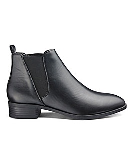 Florence Chelsea Boots Wide Fit