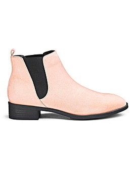 Florence Chelsea Boot Wide E Fit