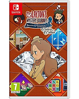Laytons Mystery Journey Nintendo Switch