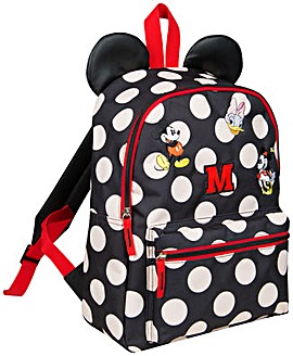Disney Minnie Mouse Backpack With Ears
